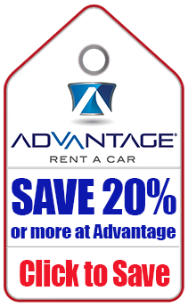 Advantage Rental Car Specials
