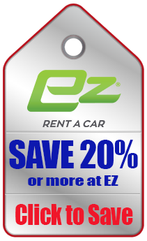 EZ Car Rental Coupon