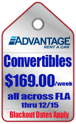 Florida convertible deals