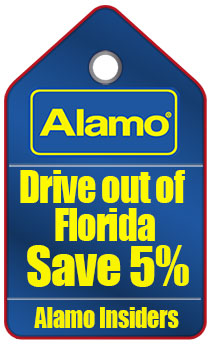 Alamo 5% Insiders Deal Coupon