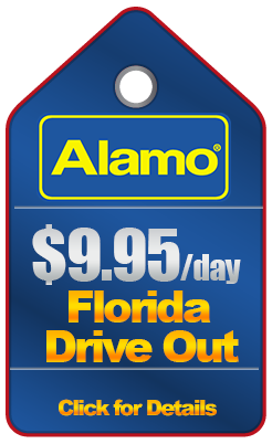 Alamo Florida Coupon