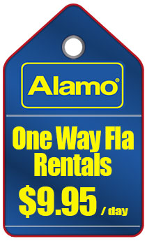 Alamo One Way Rentals Coupon