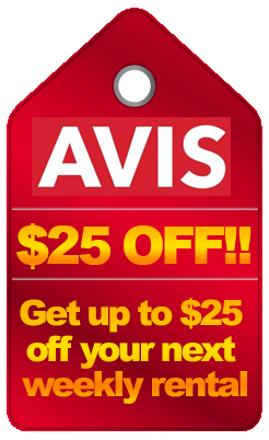 Avis Weekly Coupon