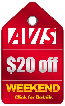 Avis Weekend Coupon