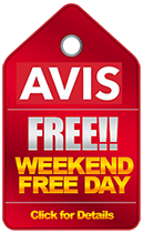 Avis Everyday Low Rates Coupon