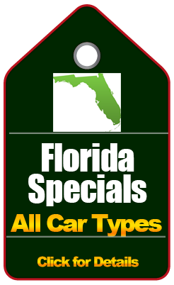 Car hire deals in florida