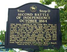 Second Battle of Independence Missouri