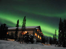 Aurora Borealis Lodge Badger, Alaska