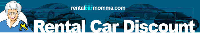 Header Rental Car Momma