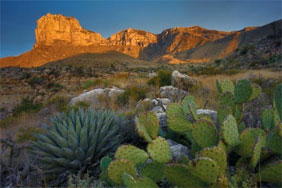 Guadalupe Mountains National Park El Paso