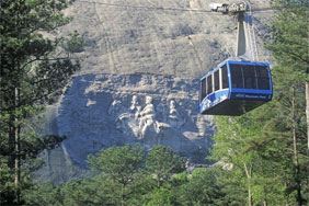 Stone Mountain Park Atlanta