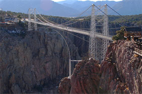 Royal Gorge Bridge Colorado Springs