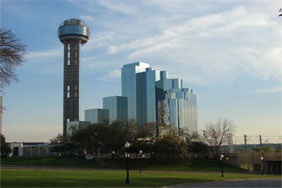 Reunion Tower Dallas
