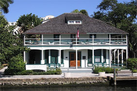 The Stranahan House Fort Lauderdale
