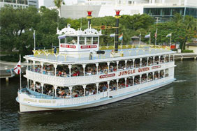 Jungle Queen Riverboat Cruise Fort Lauderdale