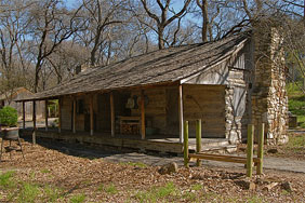Log Cabin Village Fort Worth