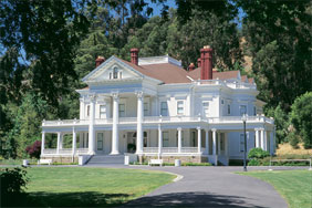 Dunsmuir Historic Estate in Oakland, CA