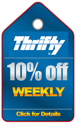 Shop at Thrifty until 01/01/ and get 8% Off Base Rates for Rentals at Anchorage Airport or Anchorage – Spenard Road Locations with the code. Add comment Terms & Conditions.